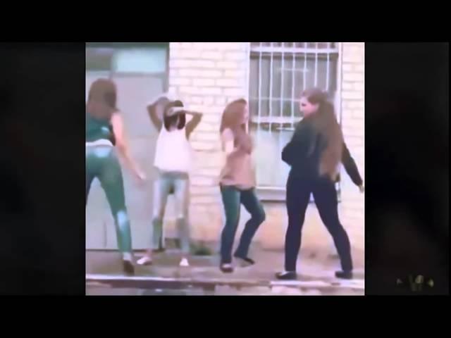 Пьяные девчонки жгут
