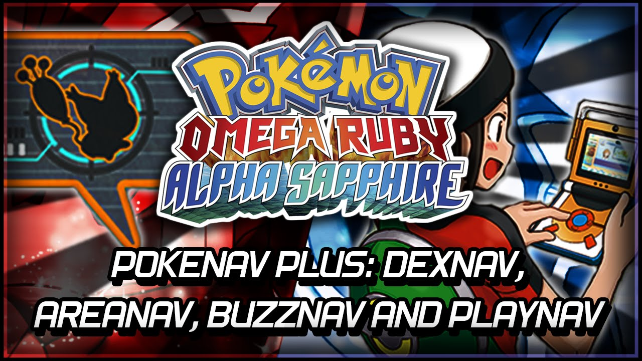how to get pokenav in pokemon ruby