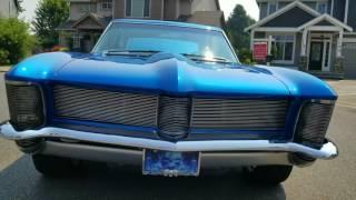 Dave Rockett's Custom 1963 Buick Riviera