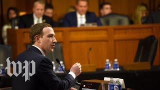 Download 5 awkward moments at the Facebook hearing Mp3 and Videos