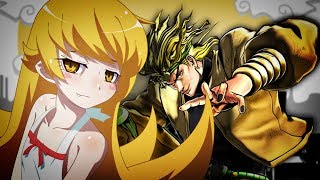 Dio Brando vs Shinobu Oshino - ANIME RAP BATTLE #5!