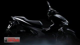 Yamaha NVX Super Sport Scooter กย.59 นี้ คอนเซปต์ใหม่ล่าสุด