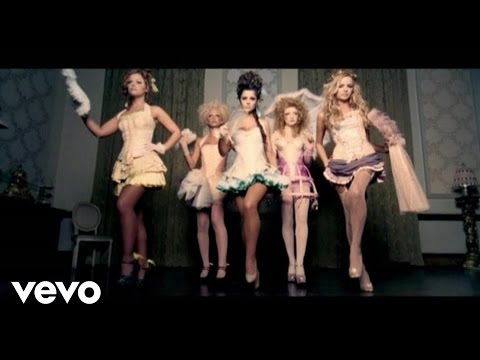 Girls Aloud - Can't Speak French