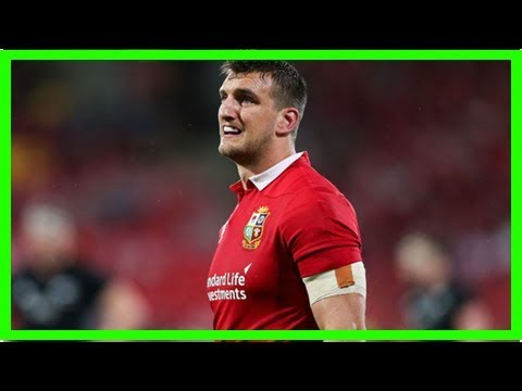 Sam warburton: wales should plan without me ahead of six nations- News E