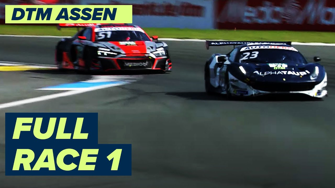 Download RE-LIVE   DTM Race 1 - Assen   DTM 2021