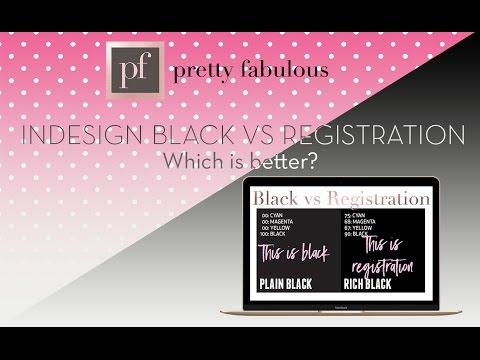 Registration Black