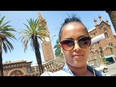Eritrea Vlog Part 1. 2018