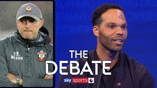 How can Southampton recover from 9-0 defeat to Leicester? | The Debate | Lescott & Parlour