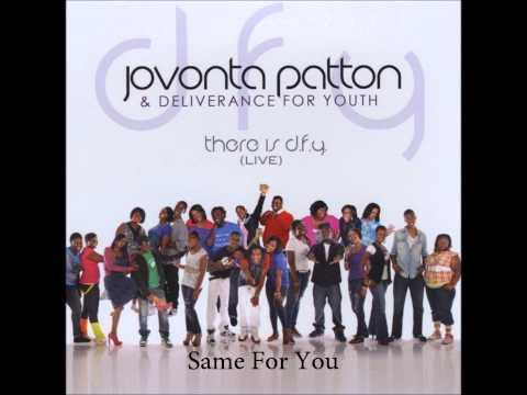 Jovonta Patton & DFY - Same For You