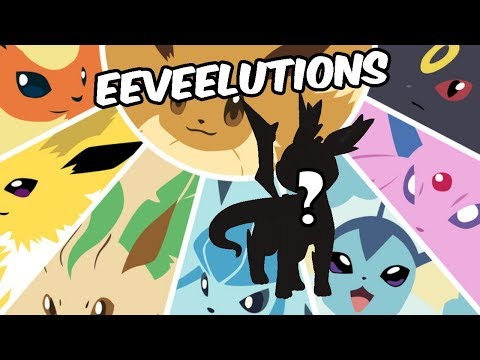 NEW POKÉMON EEVEELUTIONS FOR 8th GENERATION