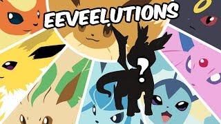 NUEVAS EVOLUCIONES PARA EEVEE | POKÉMON EEVEELUTIONS