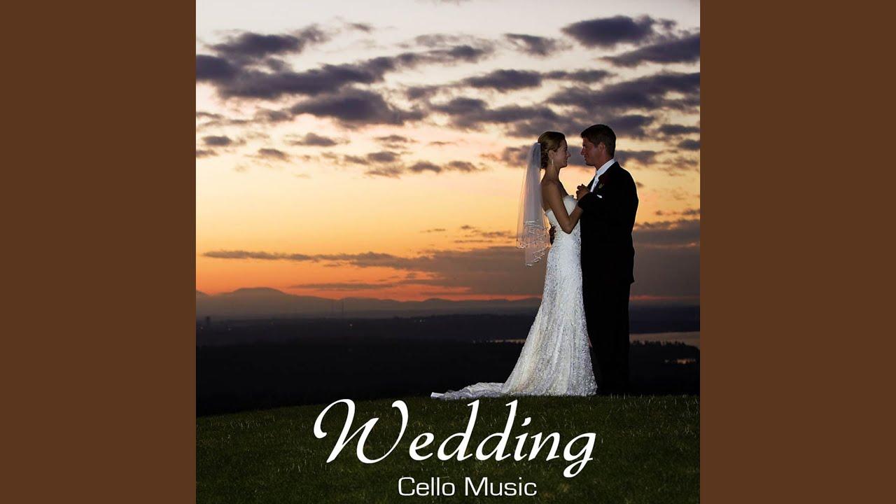 romantic wedding song instrumental cello wedding music