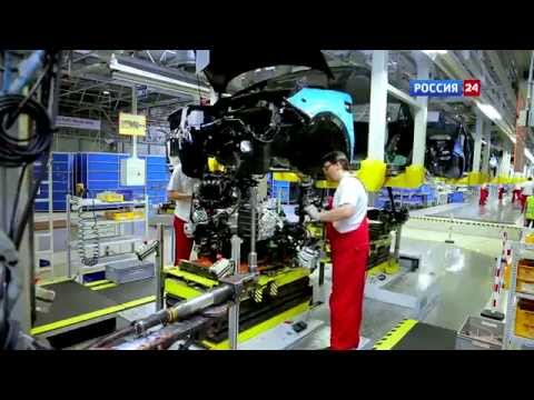 Завод KIA в Словакии // АвтоВести 159