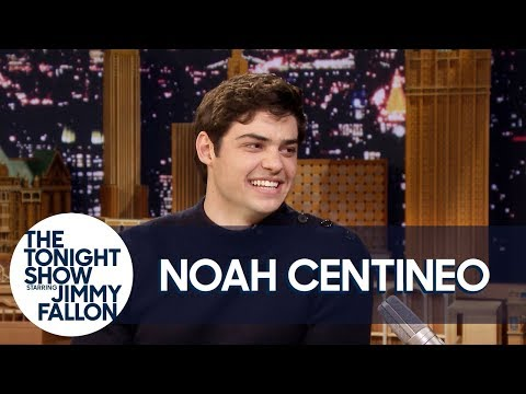 Noah Centineo Reacts to Mark Ruffalo Comparisons, Becoming He-Man