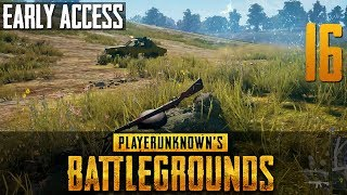 [16] PLAYERUNKNOWN'S BATTLEGROUNDS Early Access w/ GaLm and friends