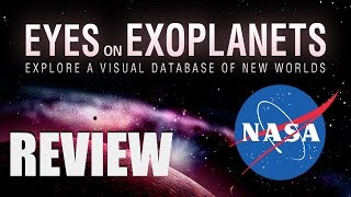 Eyes On Exoplanets - NASA App REVIEW - Games in Education (Astronomy)