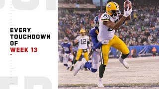 Every Touchdown from Week 13 | NFL 2019 Highlights