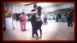 BACHATA  Joe Veras  -  La vecina    www.bailesurmadrid.com