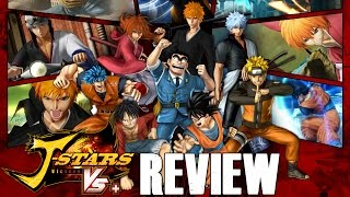 [PS4] J-Stars Victory VS+ Review, Full Character Roster, Gameplay | English/NA Version