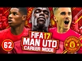FIFA 17 Career Mode: Manchester United #62 - Amazing Players Available For Free In January!
