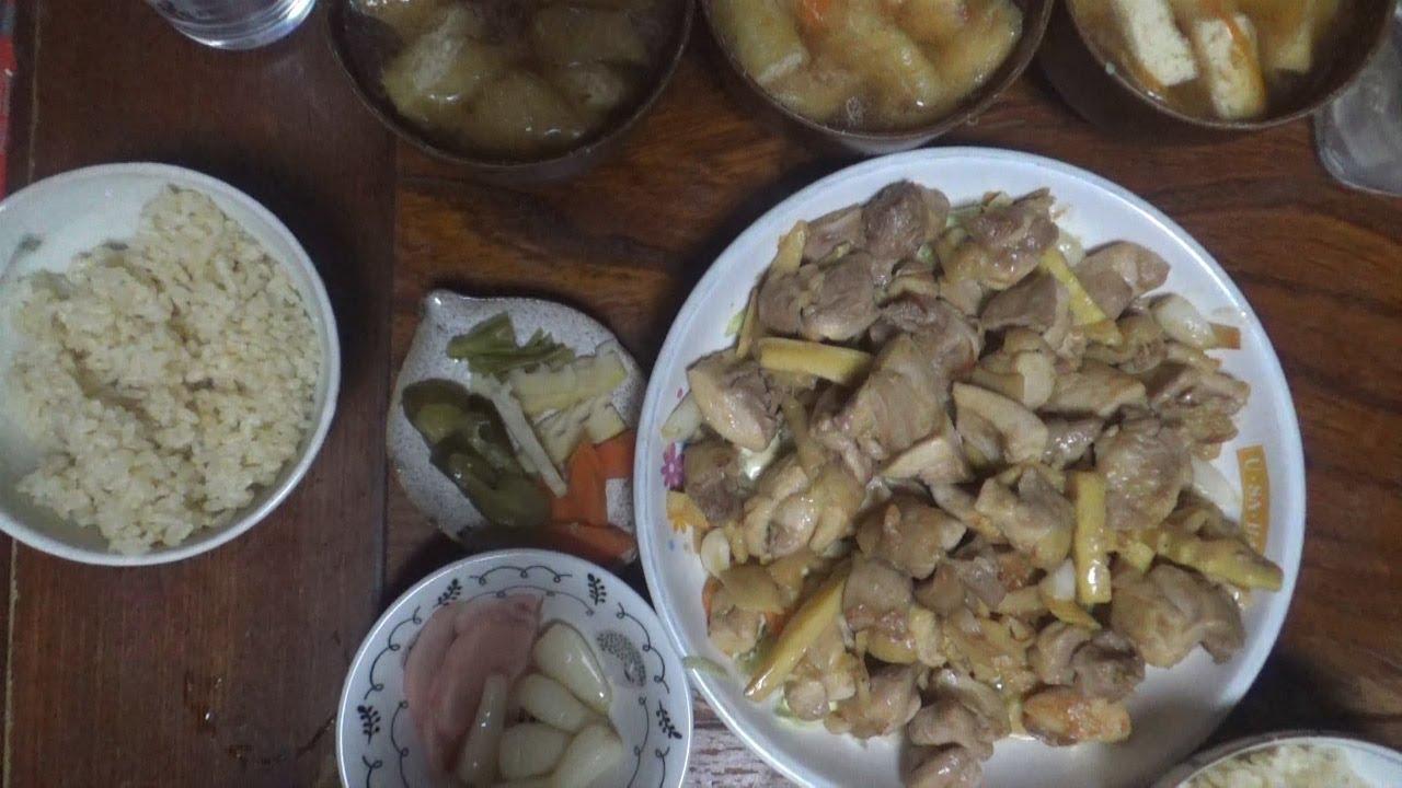 鶏もものにんにく塩炒めでスタミナ回復☆