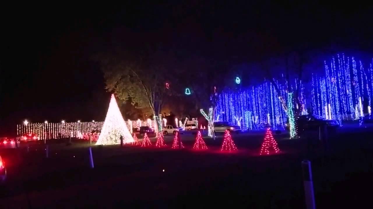 jellystone park christmas lights 2015 - Lafreniere Park Christmas Lights