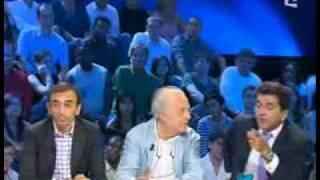 Yasmina Khadra en Réponse à Eric Zemmour sur  France 2