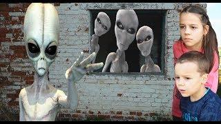 Вторжение ПРИШЕЛЬЦЕВ  Куда попали УЛЬЯНА И ЗАХАР alien invasion
