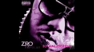 z-ro ft kirko bangz -porcupine (chopped and screwed) by dj haliscrew (tripolar album 2013)