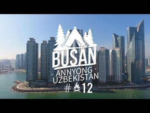 Orzuyimdagi Pusan shahri | Annyong Uzbekistan #12