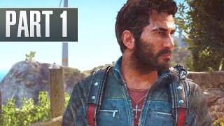 Just Cause 3 Gameplay Walkthrough Part 1 No Commentary - 1080p HD