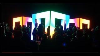 SIGNAL Festival 2017/AXIOM - Kit Webster (AU) náměstí Jiřího z Poděbrad