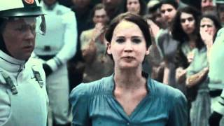 The Hunger Games Theatrical Trailer #2 - Super Bowl Commercials 2012 - Katniss' Journey to the Arena Thumbnail
