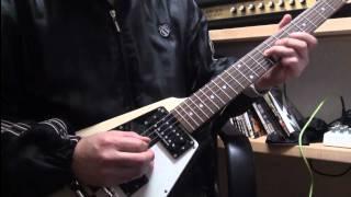 MSG Never Trust A Stranger Guitar Solo