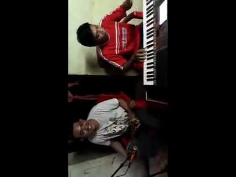 Gambus Bima Vs Keyboard Yamaha Psr 750 || KATA PUJANGGA