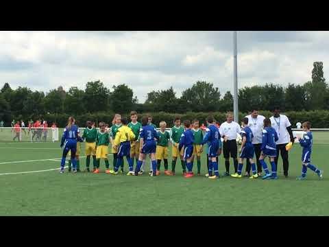 Coupe du monde des enfants, à Alençon