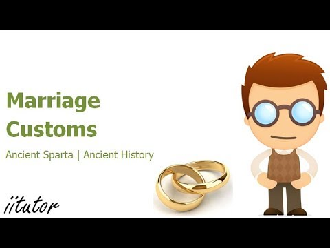 √ Marriage Customs In Ancient Sparta | Business Studies