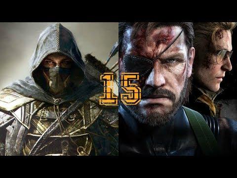 видео: 15 самых ожидаемых игр 2014 года (январь-июль)