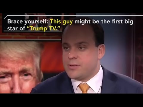 Is This the Future Face of Trump TV?