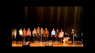 Ahasata Sonduruda Sanda Ketharam @ International Talent Show, 2011