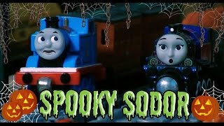 Thomas & Friends: Spooky Sodor Ep. #1  | The Lost Engine | Thomas & Friends