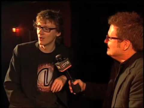 """Backstage"" at the Boston Comedy Festival 4"