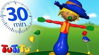 Игрушки для малышей | Пугало | 30 минут ТуТиТу Игрушки