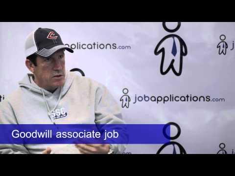 Goodwill Store Associate - Job Description & Salary