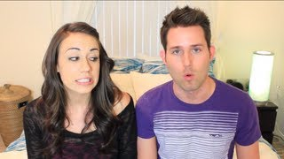 SLEEPING WITH MY BOYFRIEND!!! | Colleen