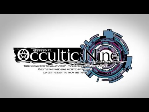 Paranormal Science Novel Occultic;Nine - Promotional Movie