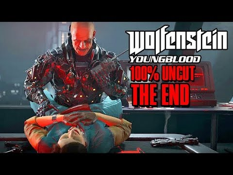 Wolfenstein Youngblood Gameplay German 100% UNCUT #16 - DAS ENDE thumbnail