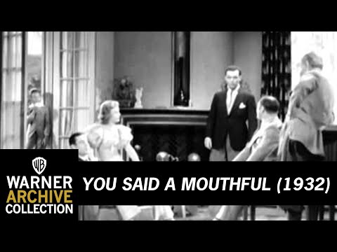 You Said A Mouthful (Preview Clip)