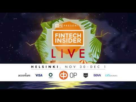 Welcome to Fintech Insider Live! Beach Party by OP Financial Group