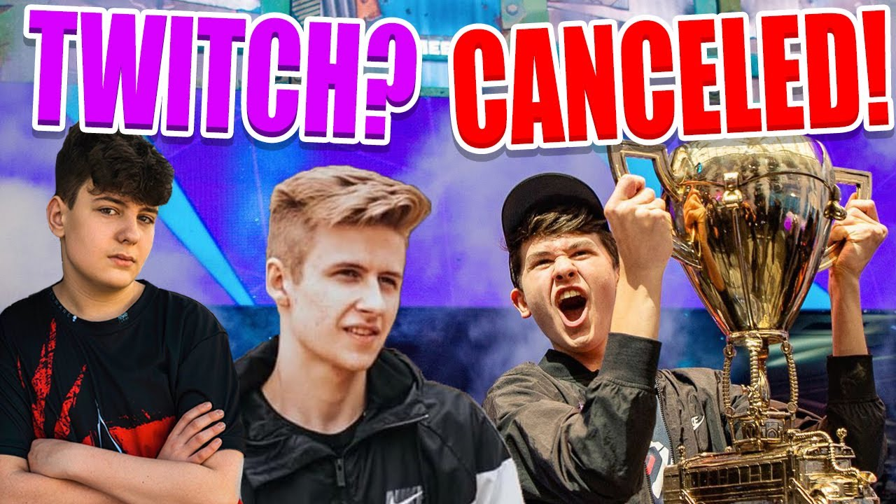 Fortnite World Cup 2021 CANCELLED! Clix Ready to LEAVE Twitch! Symfuhny Is BACK!